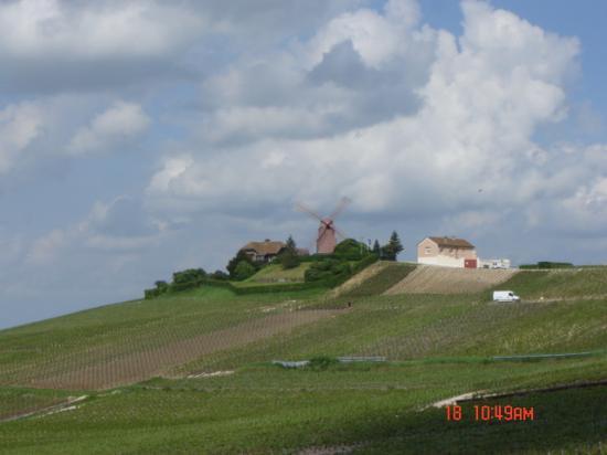 moulin de Verzenais