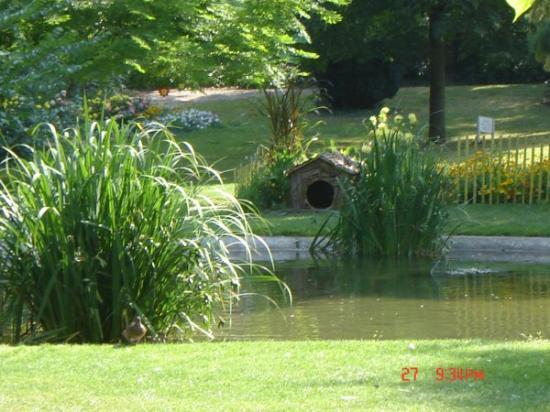 le jardin de l'horticulture