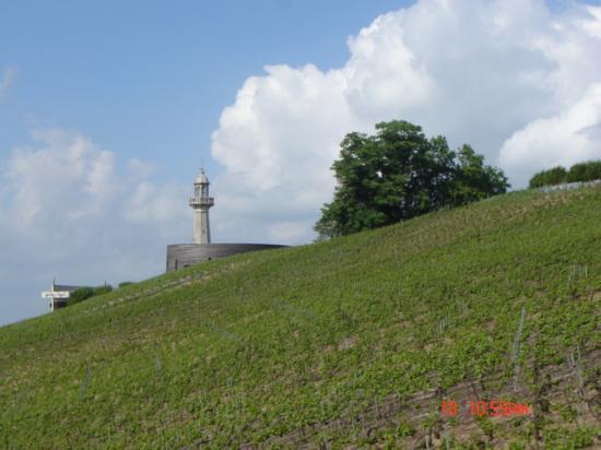 phare de Verzenais musée de la vigne